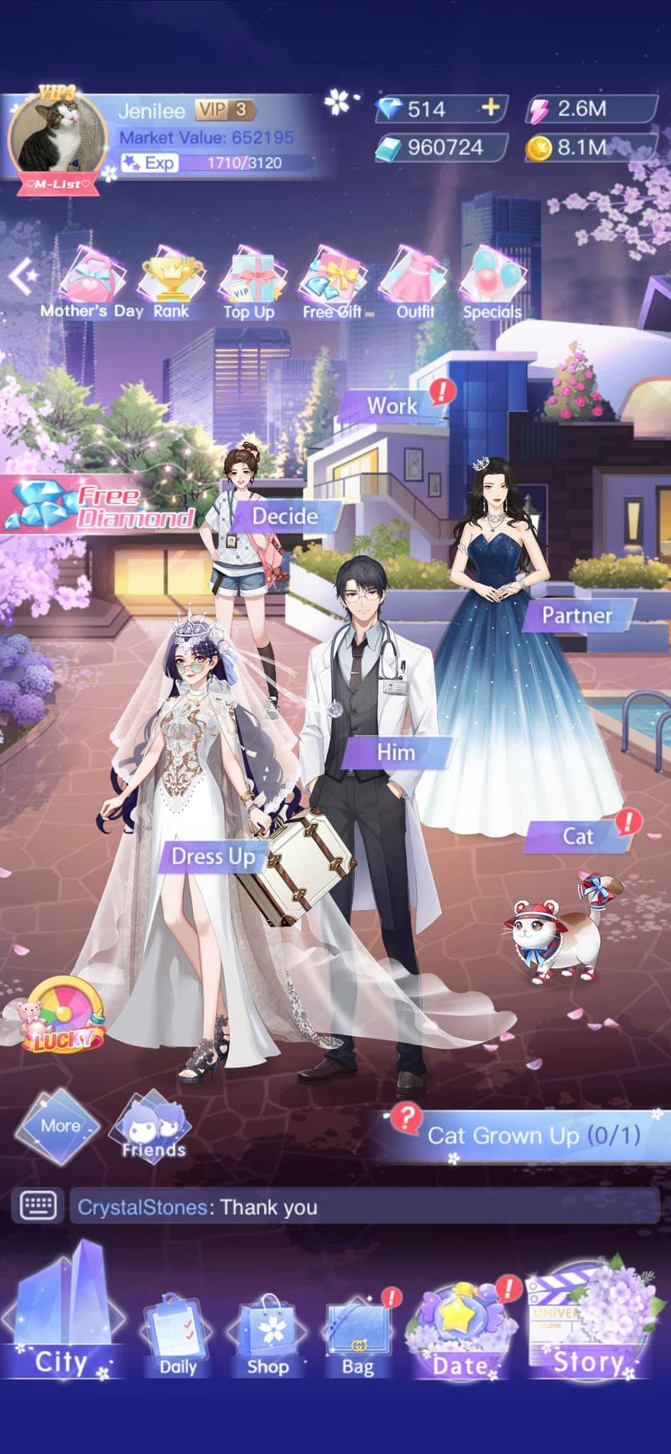 Flipped In Love Anime Dressup Game Review – kawaiifluff
